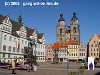 Markt zur Stadtkirche
